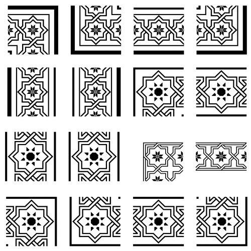 16 Byzantium Corners