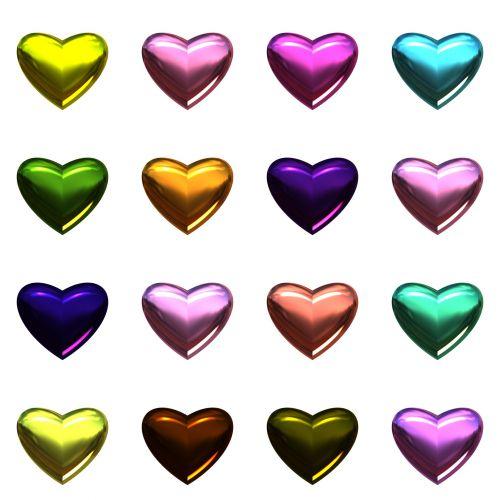 16 Hearts