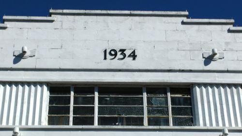 1934 Art Deco Building