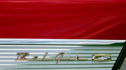 1957 Bel-aire Emblem