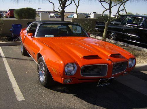 1970 Firebird