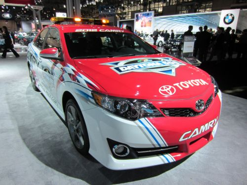 2012 Toyota Camry Pace Car