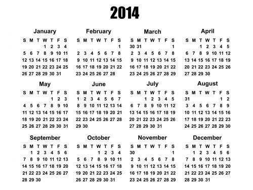 Free Photos 2014 Calendar November Template Search Download