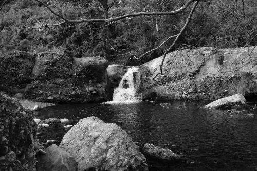 Cascade In Riells