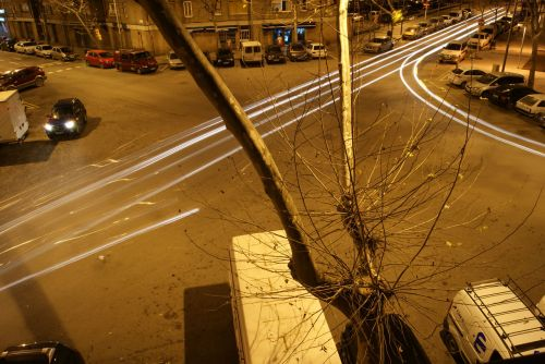 Lights In Barcelona
