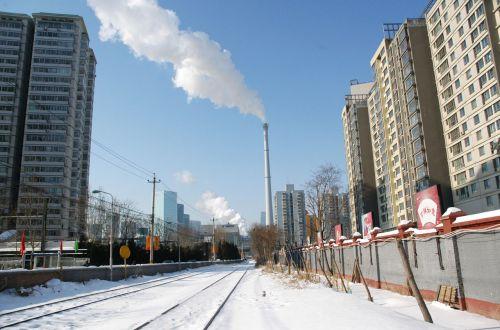 Factory In Beijing