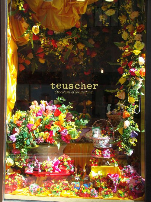 Sweets And Flowers