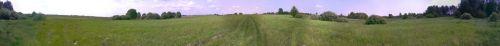 Eastern Poland Landscape