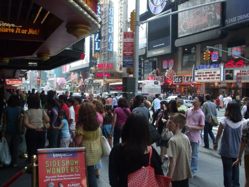NYC Times Square 1