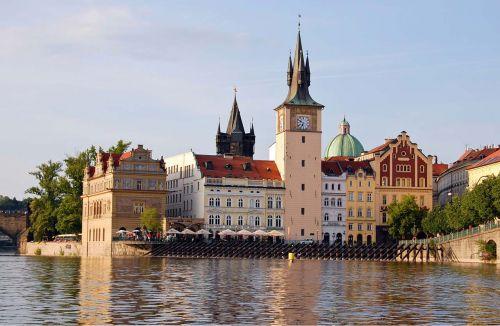 Colour Of Prague