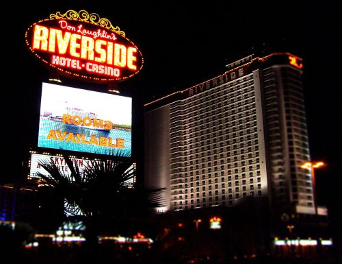 Night Lights Of Laughlin, Nevada