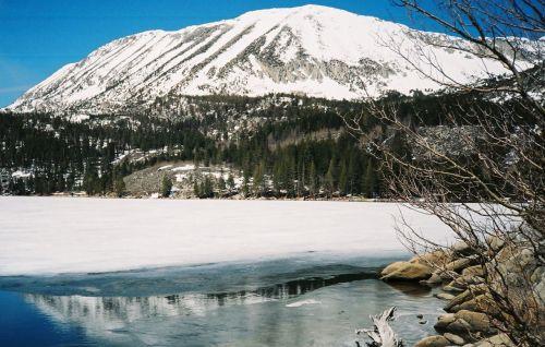 Rock Creek Lake, Eastern Sierras