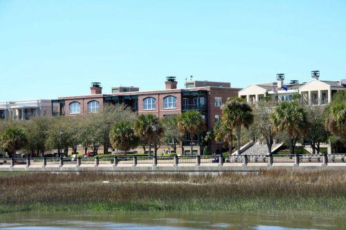 Charleston SC Waterfront