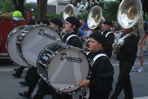 Drums And Tubas
