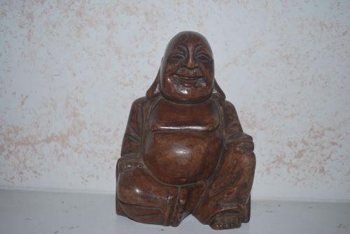 Carved Figurine