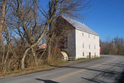 Bunker-Hill Mill