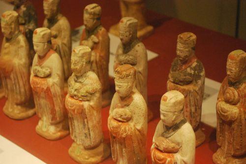 figūrėlė, senovės, reliktas, kultūrinis, kinai, dinastija, raižiniai, senovės figūrėlės