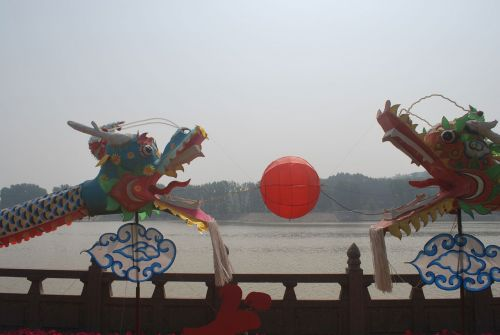 Facing Dragons
