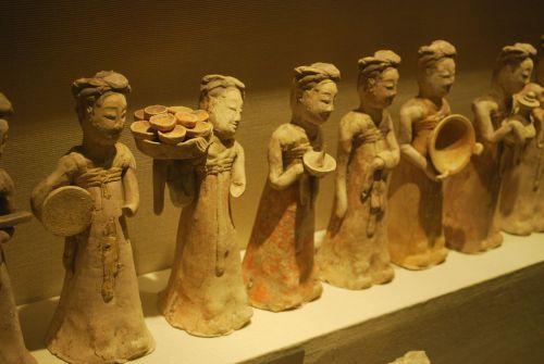 Clay Figurines
