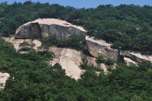Rokas, kalnas, veidas, formavimas, uolos, roko veidas