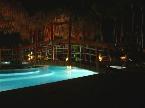 poolatnight,pool,resord,sirenissuites,uveroalto,dominicanrepublic,exoticcoutnry,pool