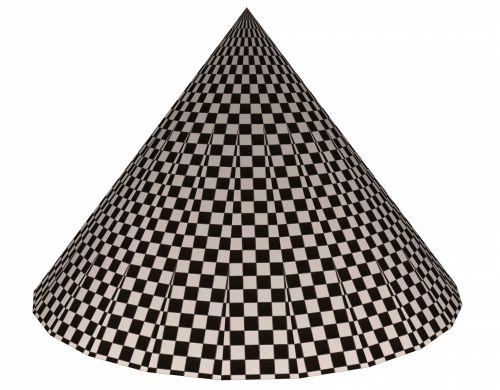 3d Cone