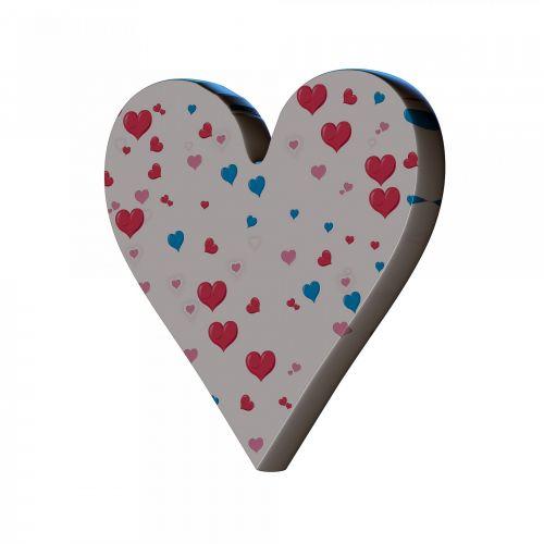 3d Heart 4