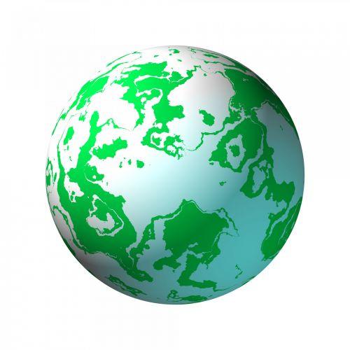 3D World Globe