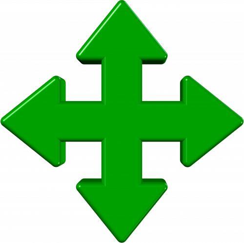 4 Green Arrows