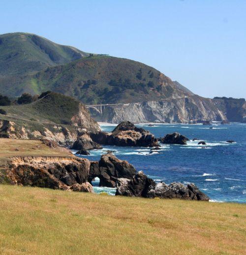 Big Sur North Coast