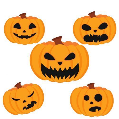5 Pumpkins