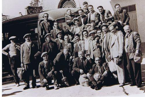50's miners sicily