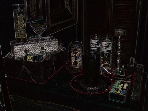 Voodoo Altar
