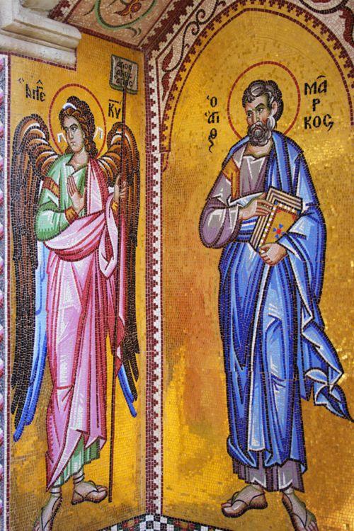 Religious Mosaics