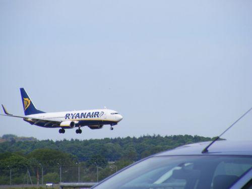 Landing At Edinburgh