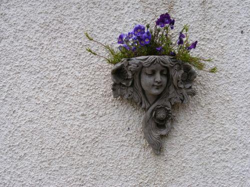 Wall Flower Decoration