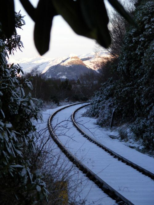 Railway To The Hills