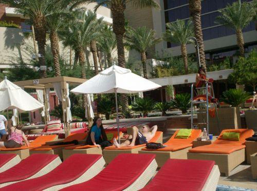 Vegas Poolside