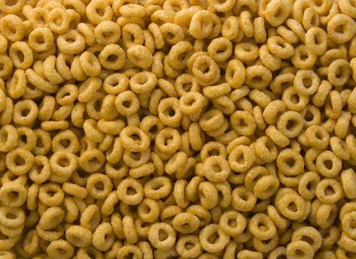 Corn Cereal Rings