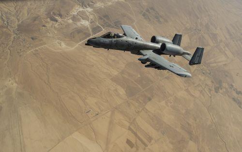 a-10 warthog aircraft