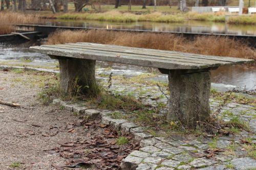 å bench park