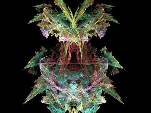 A Colourful Fractal