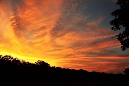 A Radiant Sunrise