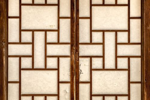 a straight line wood pattern