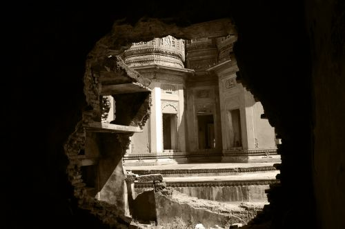 A Temple Forgotten