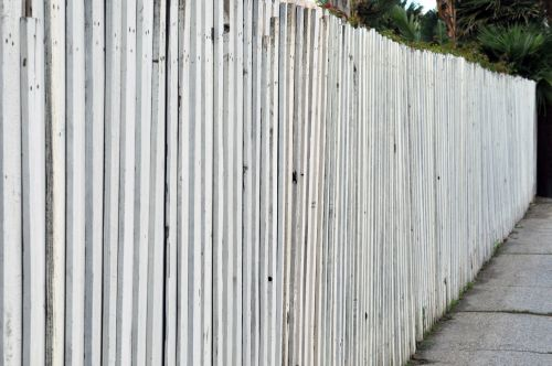 A Tom Sawyer Fence