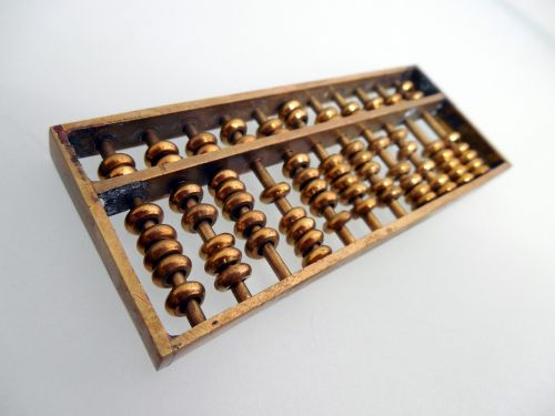 abacus count mathematics