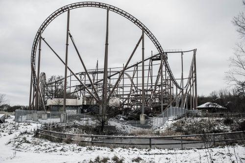 abandoned track theme park