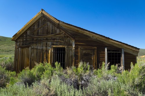 abandoned  jail  bodie