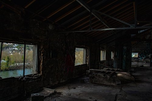 abandoned  exploration  urbex